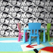 Disney Kids @ Home 4 Wallpaper Collection