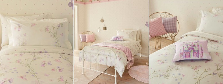 Sanderson Fairyland Bedding Collection