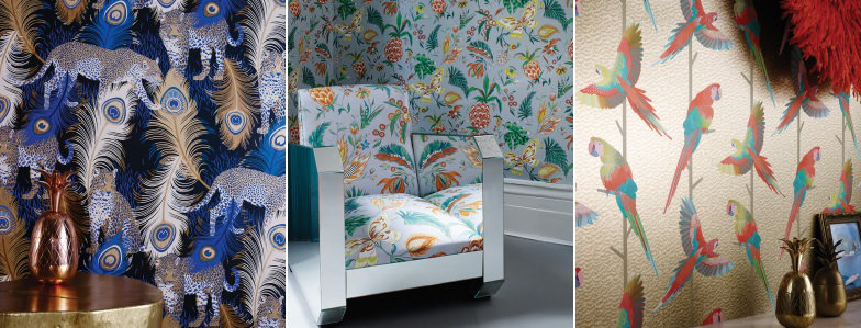 Matthew Williamson - Cubana Wallpaper Collection