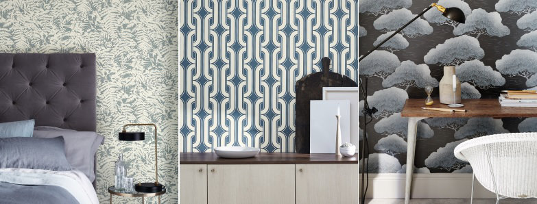 Little Greene 20th Century Papers Wallpaper Collection