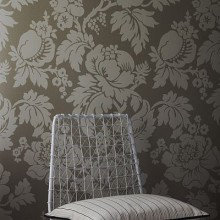 Ian Mankin Wallcovering Collection Wallpaper