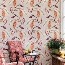 Nina Campbell Fontibre Wallpaper Collection
