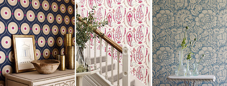 Sanderson Sojourn Wallpaper Collection