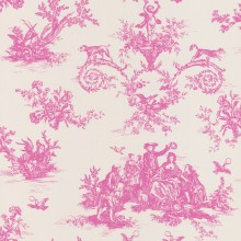 C Brewer & Sons Ltd Toile Wallpaper Collection