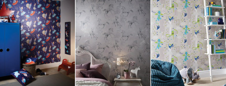 Arthouse Imagine Fun Wallpaper Collection