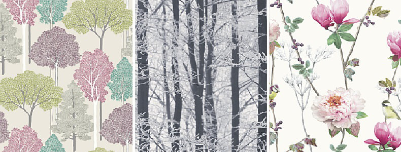 Arthouse Autumn 2015 Wallpaper Collection
