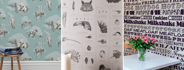 The Graduate Collection Autumn 2015 Wallpaper