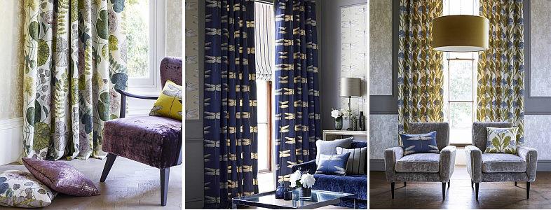Harlequin Palmetto Fabric Collection