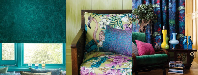 Matthew Williamson- Cubana Fabric Collection