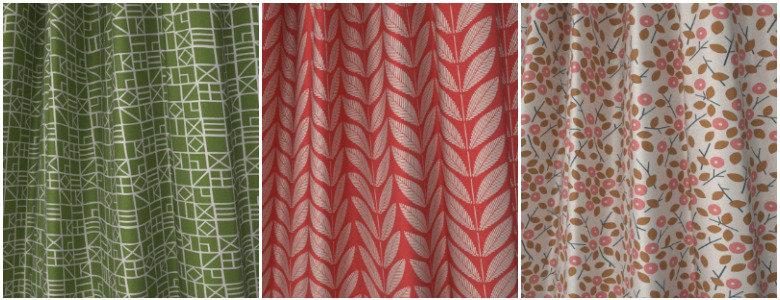 Natasha Marshall Alegre Print Fabric Collection