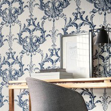 Architects Paper Silk Wallpaper Collection