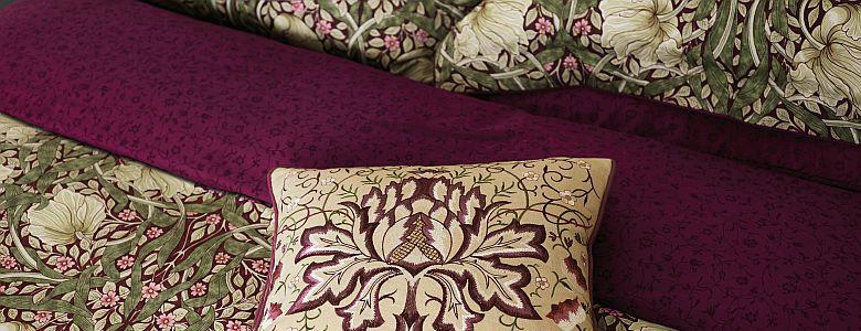 Morris Pimpernel Bedding Collection