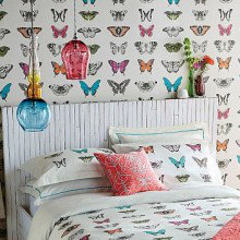 Harlequin Papilio Bedding Collection
