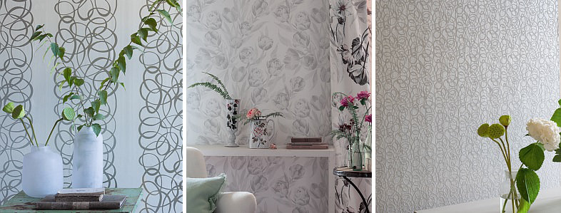 Designers Guild Marquisette Wallpaper Collection