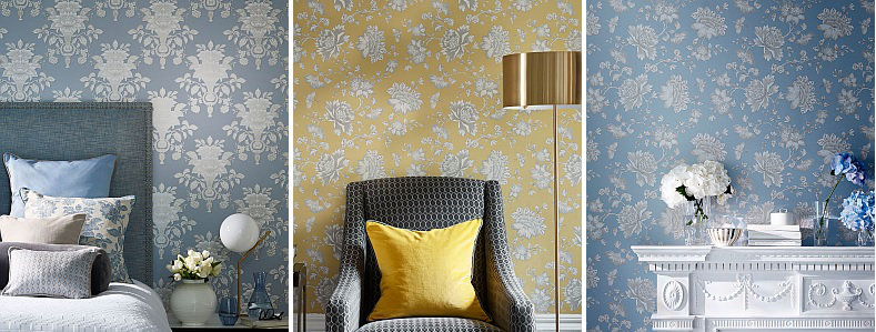 Wedgwood Home Wedgwood Volume 1 Wallpaper Collection