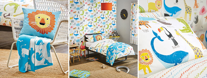 Scion Animal Magic Bedding Collection