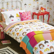 Scion Hello Dolly Bedding Collection