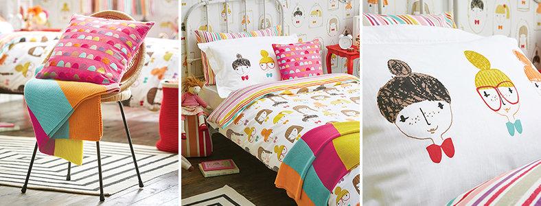 Scion Hello Dolly Bedding Collection