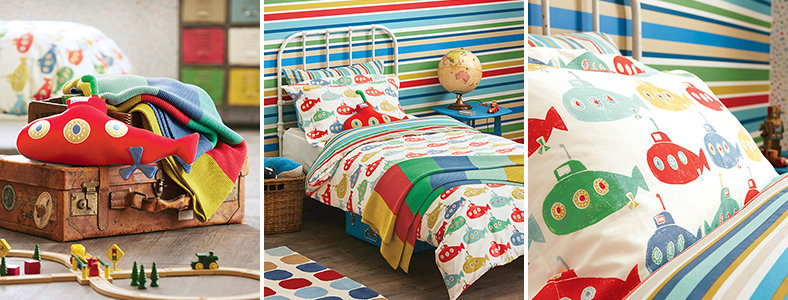 Scion Up Periscope Bedding Collection