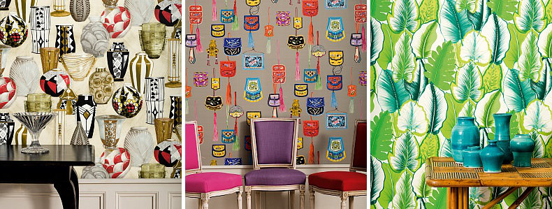 Manuel Canovas Papiers Peints - Vol 6 Wallpaper Collection