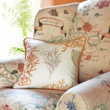 Sanderson Voyage of Discovery Fabric Collection