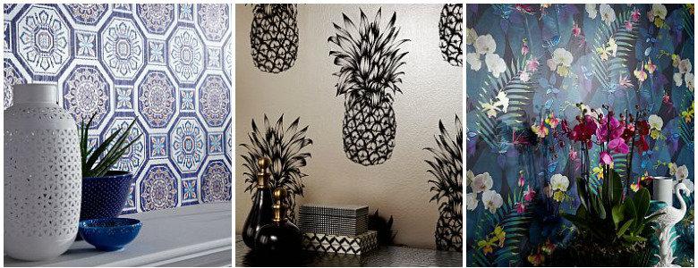 Arthouse Tropics Wallpaper Collection