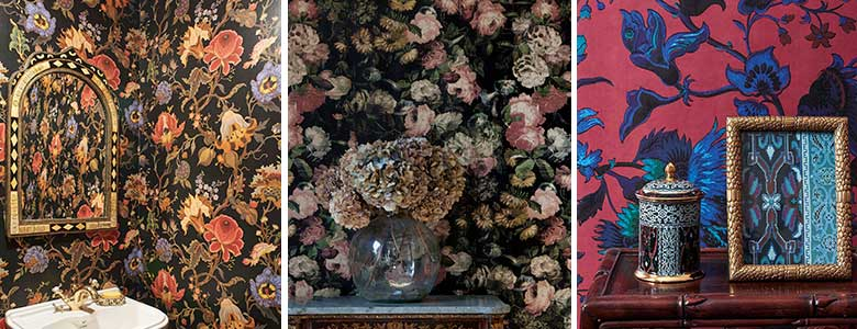 House of Hackney Florals Mural Collection