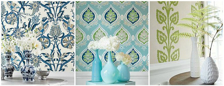 Thibaut Bridgehampton Wallpaper Collection