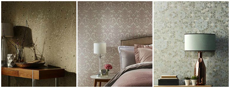 Arthouse Ambiente Wallpaper Collection