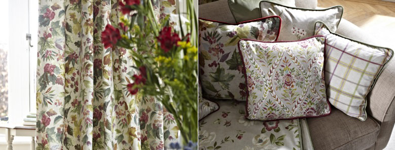 Prestigious Ambleside Fabric Collection