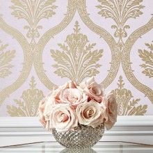 Thibaut Damask Resource Volume 4 Wallpaper Collection