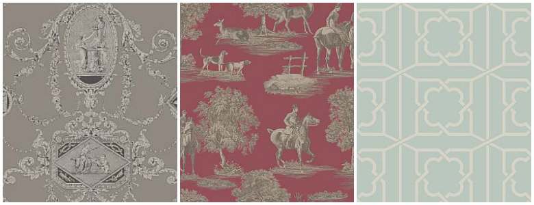 SketchTwenty 3 Regency Wallpaper Collection