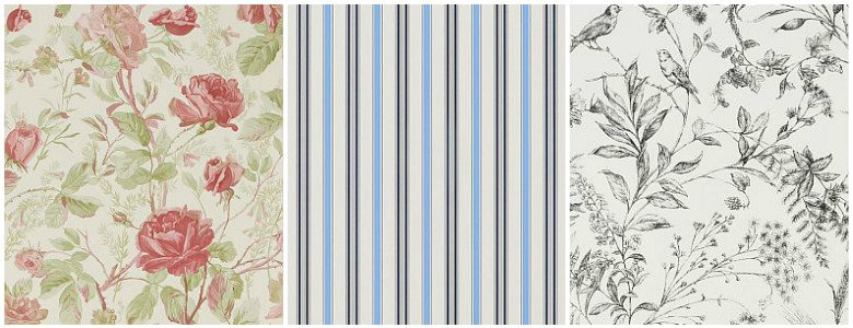Ralph Lauren Signature Florals Wallpaper Collection