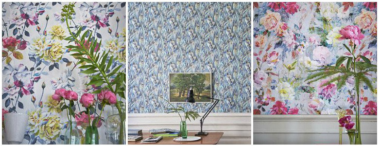 Designers Guild Jardin des Plantes Wallpaper Collection