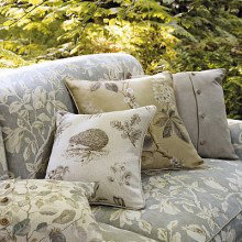 Sanderson Woodland Walk Prints Fabric Collection