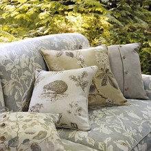 Sanderson Woodland Walk Prints Fabric Collection