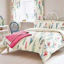 Sanderson Floral Bazaar Bedding Collection