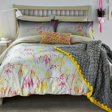 Clarissa Hulse Meadow Grass Bedding Collection