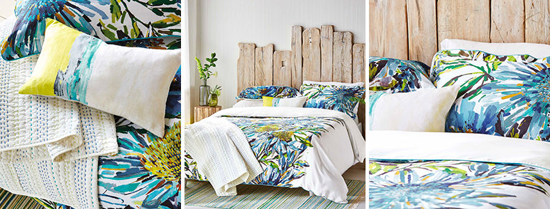 Harlequin Floreale Bedding Collection