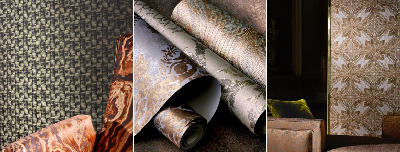 Zoffany Phaedra Wallpapers  Collection