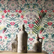 Matthew Williamson Durbar Wallpaper Collection