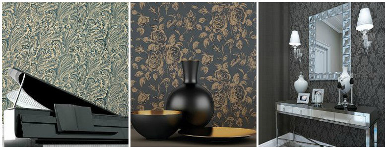 SketchTwenty 3 Savile Row Wallpaper Collection