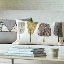 Scion Cedar & Terry Toucan Cushion Collection