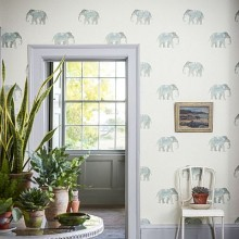 Sanderson Art of the Garden Wallpaper Collection