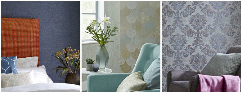 The Paper Partnership Danehill by Elizabeth Ockford Wallpaper Collection