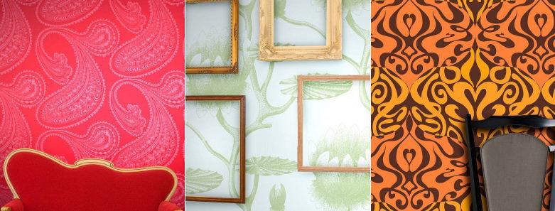 Cole & Son Contemporary Selection Wallpaper Collection