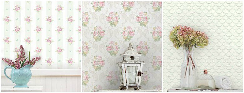 The Paper Partnership Matilda Wallpaper Collection