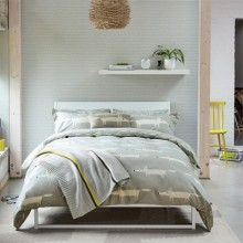 Scion Mr Fox Silver Bedding Collection
