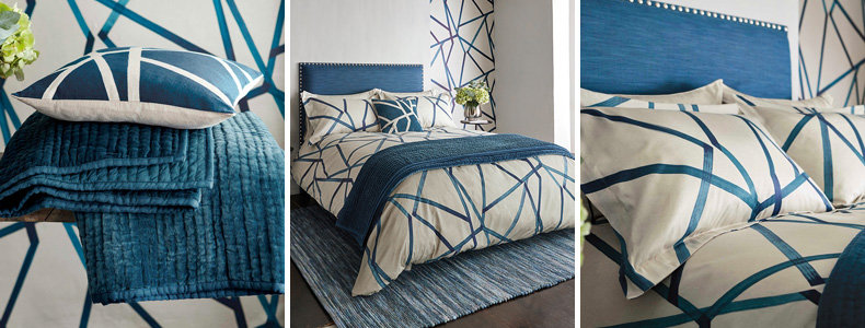 Harlequin Sumi Bedding Collection Wallpaper Direct