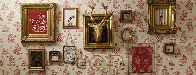 Blendworth Celia Birtwell Classics Wallpaper Collection